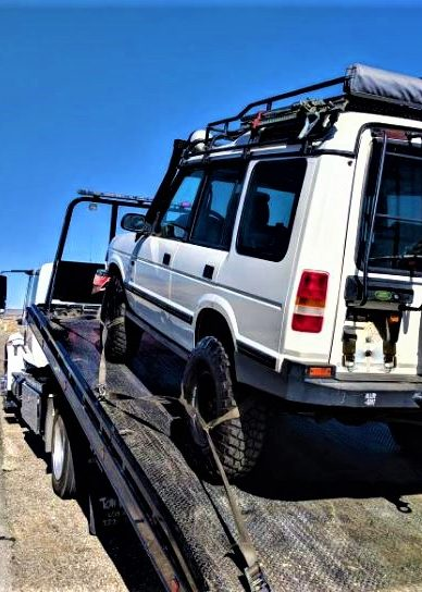 Flatbed Towing - Agoura Hills Towing